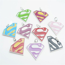 2015 Customized Design Superman Pet Tag ID Tag for Kid