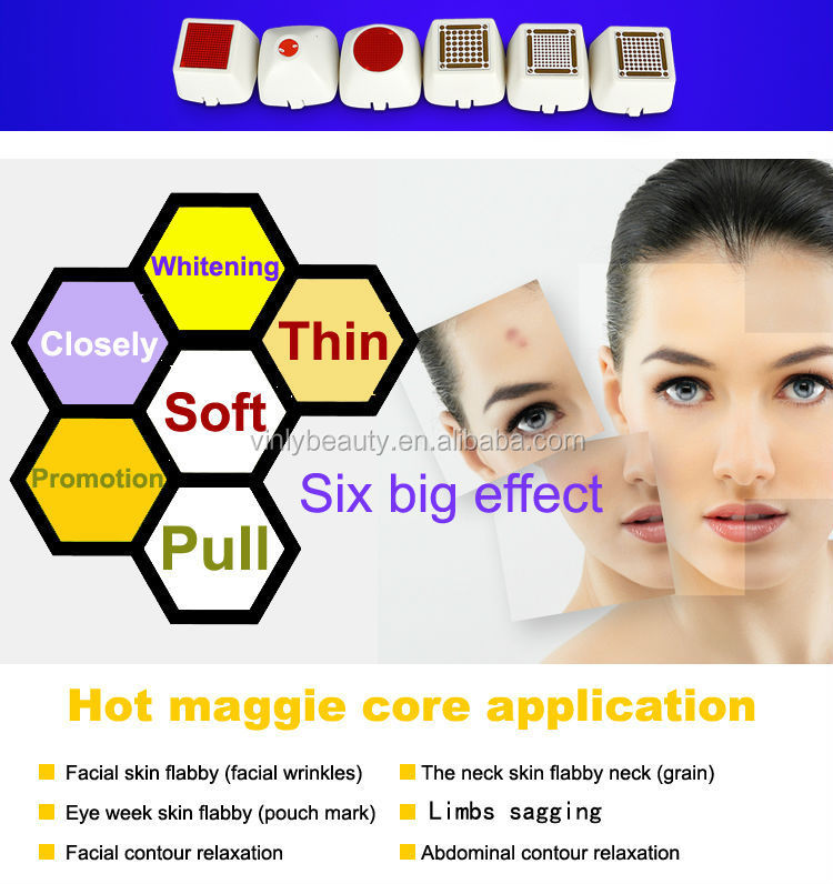 Portable Newest Thermage Skin Tightening Machine