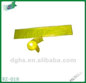 Pet Waste Bag/yellow trash bag/poop bag refills