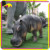 KANO1044 Fantastic Decorative Life-Size Animal Marble Statue