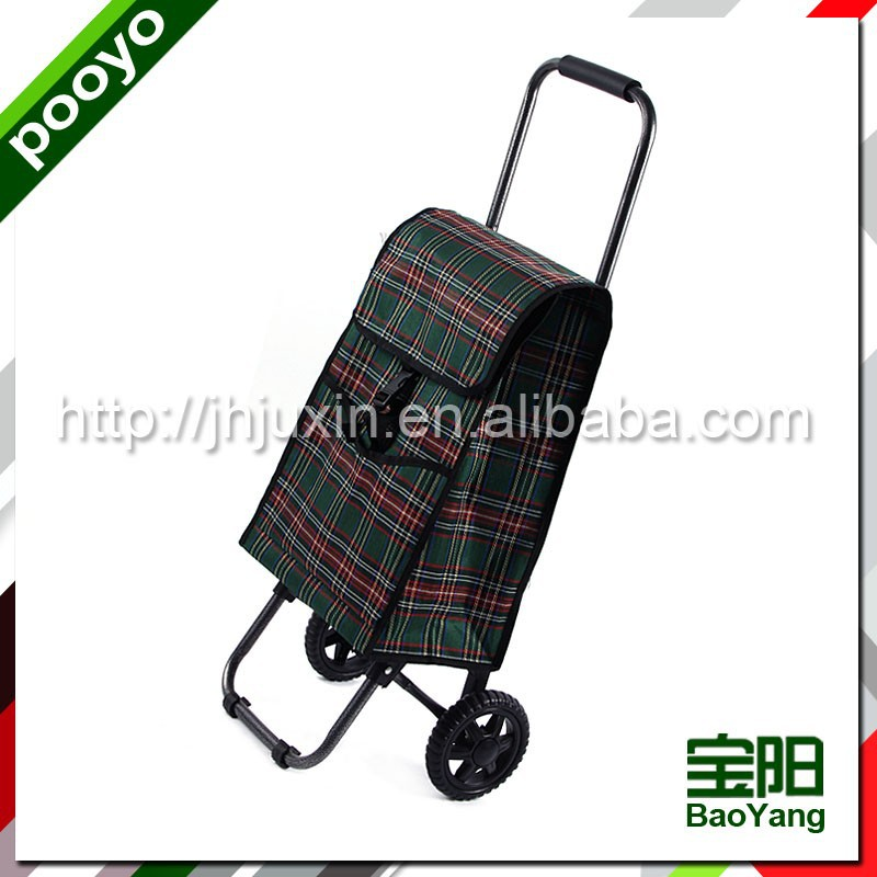 shopping trolley 400D oxford iron