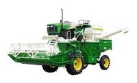 Agricultural Machines in India | Tractor Driven Combine Harvester