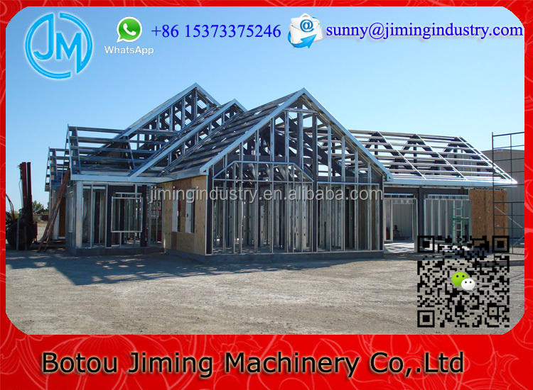 Roof Truss Steel Framing Roll Forming Machine