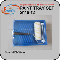 1 pc Roller Brush Paint Tray Set
