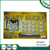 High Quality Lottery Scratch Tickets Bingo Tickets Printing
