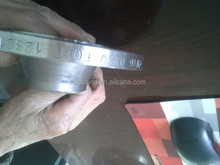 PN16 DN50 GOST 12821 FORGED WELDING NECK FLANGE DRAWING