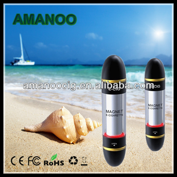 Changeable and washable clear cartomizer Amanoo cigarette smoking electric vaporizer