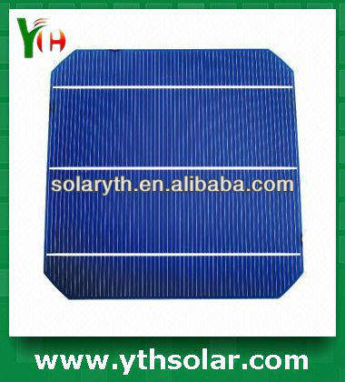 High Efficiency 156mm 4w 3BB monocrystalline Solar Cell For Solar Panel China Suppliers