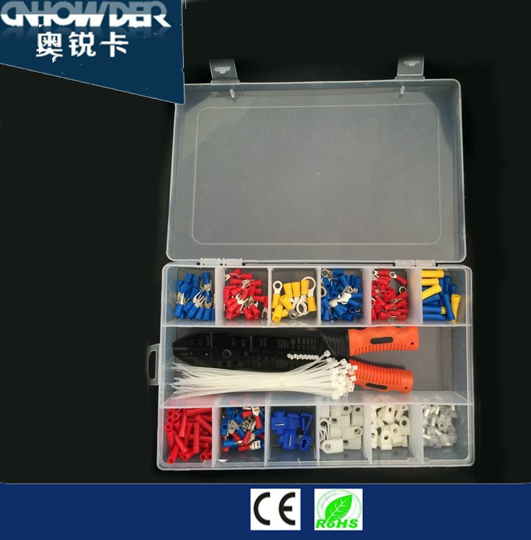 auto electrical wire terminal tool kit
