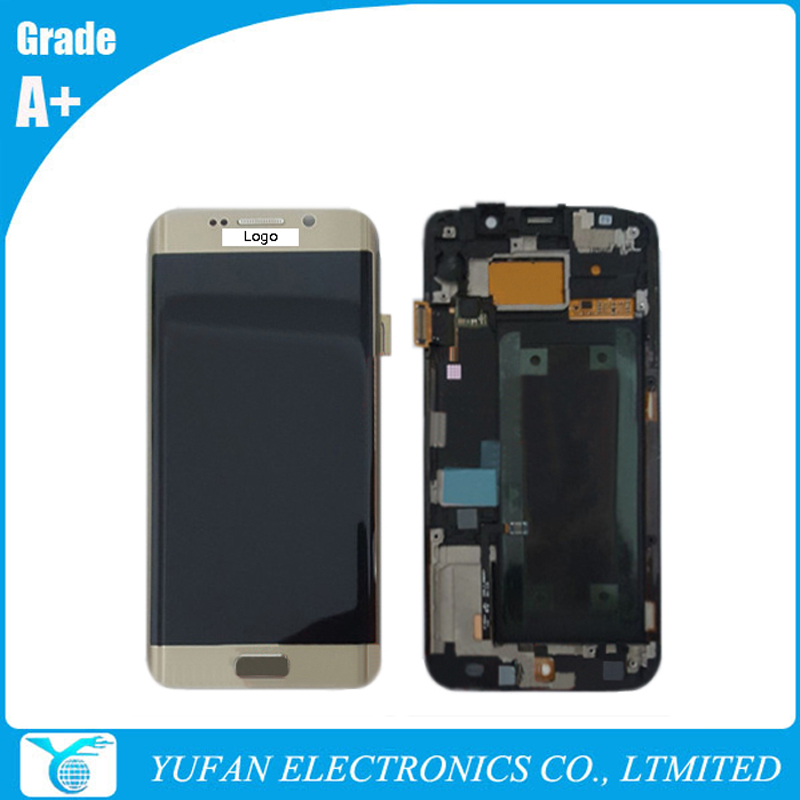 G9250 for s6 edge lcd display with digitizer Phone Accessories
