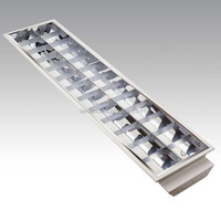 SL106A157 1200X300 moisture grid 2x36w ip65 waterproof lighting fixture