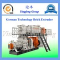 Low-input High-yield!JKY60 production line for brick