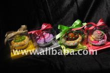 Towel cake party favors & home decors