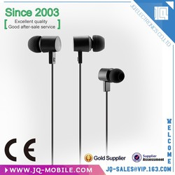 Factory Wholesale High quality 3.5mm stereo HIFI for computer In Ear Headphones