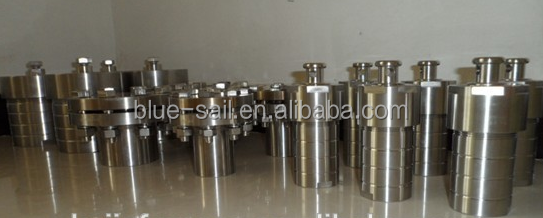 Hydrothermal Synthesis Stainless Steel Reactor, Lab High Pressure and Temperature Autoclave
