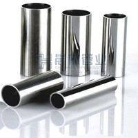 ISO Astm A269 Aisi 201 Stainless Steel Filter Pipe in China