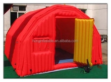 Guangzhou factory inflatable bubble tent, kids circus tent, air flow tents for sale