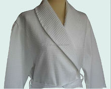 100 cotton sleeping robe for woman