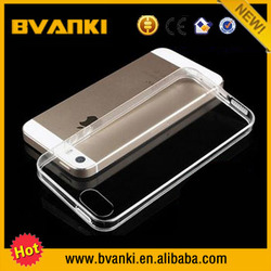 Alibaba Express Accessorie Phone Crystal Clear Transparent Soft TPU Case Cover For iPhone 5SE,Custom Brand For iPhone Case