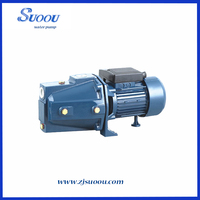 0.75kw 1hp self-priming centrifugal jet water pump for garden irrigation