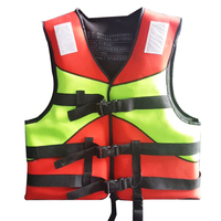 Neoprene safety swimming boat life jackets