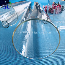 fire polishing large diameter quartz glass tube,frosted quartz glass tube /quartz tube/quartz glass cylinders