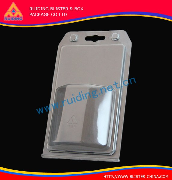 ISO 9001 Clear micro sd memory sim card plastic blister packaging