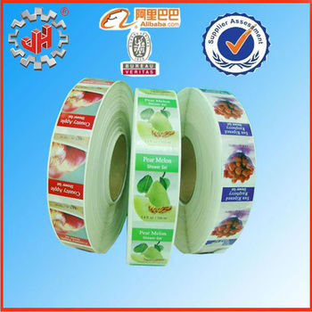 roll adhesive labels printed in shenzhen