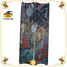 Japanese Cartoon Tattoo Sleeve, Arm Sleeve