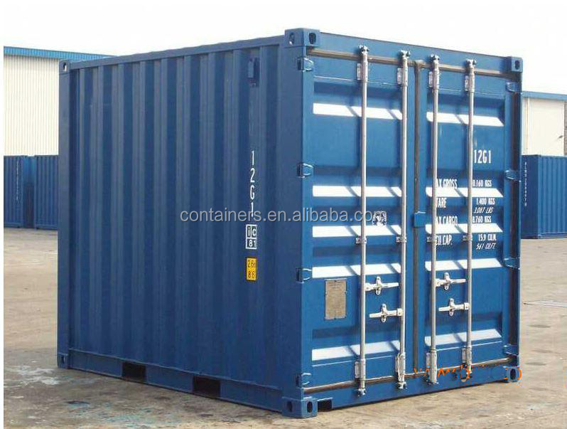 Rayfore standard container shipping price 10 feet new container cargo container