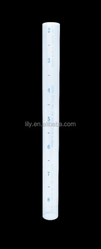 low price clear pvc pipe, hard pvc tube
