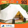 [ Fashionart ]6*4m luxury camping tent double roof camping tent safari tent