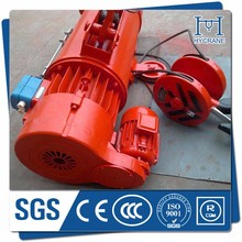 Electric hoist / portable wire rope electric hoist CD