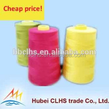 Textile Yarn Polyester high tenacity sewing thread