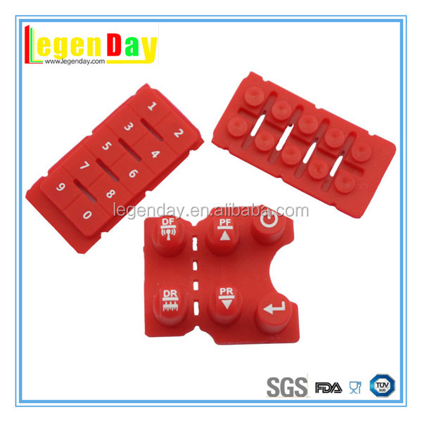silicone press button online shopping keyboard