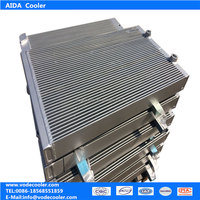 automatic transmission oil cooler 9602100-37 for Liutech fuda brand