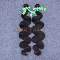 Wholesale No Tangle No Shedding Brazilian Hair 8 Inch Hair Weaving Remy Extension Brazilian Hair Color Dye Any Colors