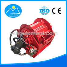 professional hydraulic pulling winch for mining equipment