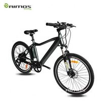 Best Selling KAVAKI Folding electric mountain bicycle 26 inch Green Evs Electric Bike