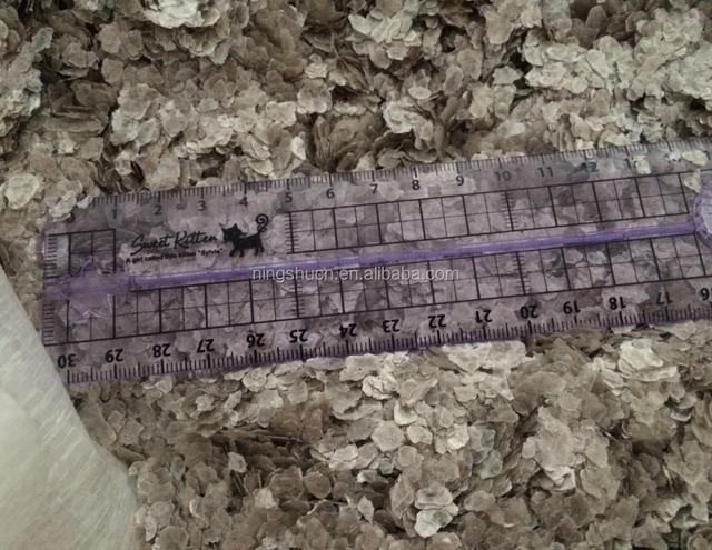 Premium White Muscovite Mica Scrap for Building Materials Industries