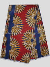 Charming Designs African Wax Fabric H1058