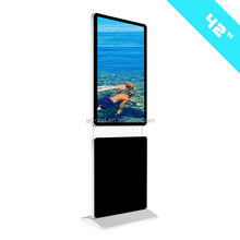 42 INCH Lcd Monitor Digital Signage Player Network Wireless Advertising Screen Touch Screen Android Digital Signage Totem