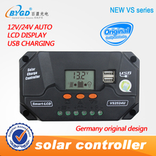 Cheap import products 240v 25a duo battery solar controller from online shopping alibaba