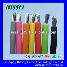 machinery flexible lead wires heat resistant oil resistance main use for high temperature service