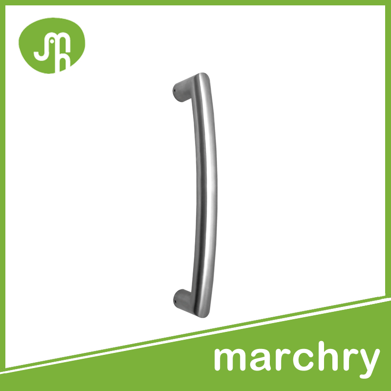 MH-0551 Gloss Finished Magnetic Shower Door Handle