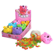 cute pig toy candy