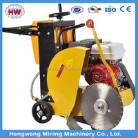 Factory direct supply Walk behind floor road used cutting saw machine concrete cutter