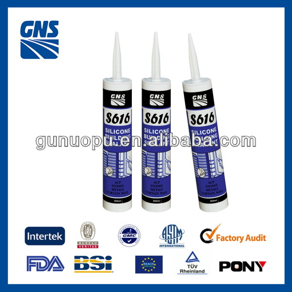 silicone sealer food safe silicone sealant mastic
