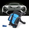 Promotional ABS PC material free hand rotatable car air vent mount phone holder