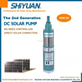 Submersible Solar Pump SHIYUAN DC SOLAR PUMP 48V 400W NO NEED CONTROLLER